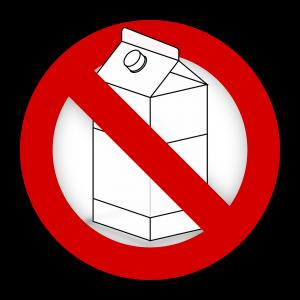 Eine Allergenkarenz sieht das Meiden von MIlch(produkten) vor bei einer Nahrungsmittelallergie oder einer Laktose-Intoleranz.