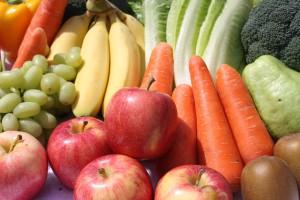 Eine bunte Ernährung hilft Allergien vorzubeugen und das Immunsystem zu stärken.