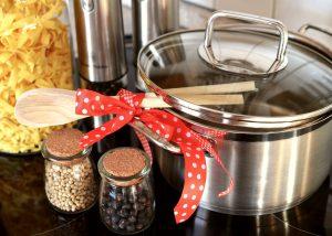 Bei der Nahrungsmittelallergie werden viele Allergen durch Kochen unschädlich gemacht.