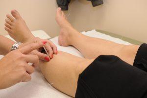 Auch die chinesische Akupunktur kann bei Allergien helfen.