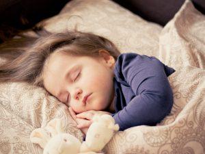 Gesunder Schlaf ist wichtig zur Regeneration der Körperzellen.