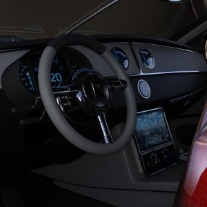 Der Innenraum eines Autos besteht auch aus vielen verschiedenen Kunststoffen die eventuell Allergien auslösen können.