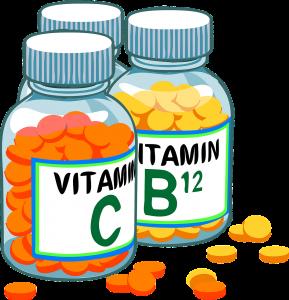 Vitaminmangel kann eine Fehlfunktion der Schildrüse zur Folge haben.