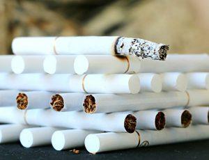 Nicht nur bei Asthma sollte man auf das Rauchen verzichten.