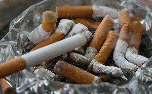 Allergisches Asthma kann Lungenkrebs fördern.