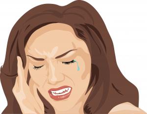 Ein Entzündungsprozess im Hirnstamm sorgt für die Schmerzen.