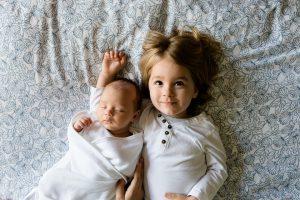 Bei Kleinkindern und Säuglingen klingen Nahrungsmittelallergien häufig von allein wieder ab.