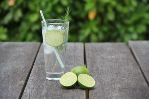 Gin-Tonic kann allergische Symptome lindern.