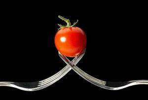 Lektine sind unter anderem in Tomaten enthalten.