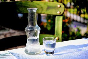 Nicht nur in Backwaen findet man Anis als Gewürz wieder, auch in Likören wie dem griechischen Ouzo wird Anis verarbeitet.