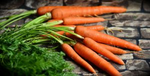 Die gesunde und beliebte Karotte kann eine Karottenallergie auslösen.