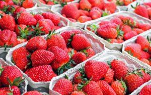 Kommt es beim Verzehr von Erdbeeren zu allergischen Symptomen spricht man von einer Erdbeerallergie.