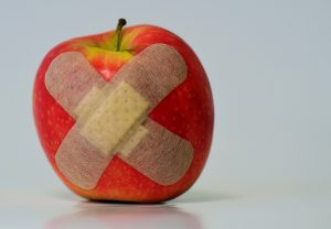 Allergiker sollten spezielle Pflaster verwenden die allergenfrei sind.
