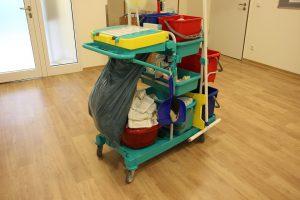 Bei einer Reinigungsmittel-Allergie gilt es genau darauf zu achten womit mit man reinigt.