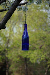 Kobaltblau wird auch als Farbton für Glas genutzt.