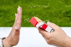 Zigaretten sollte man nicht nur aufgrund von Allergien meiden.