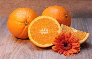 Orangen sind reich an Vitamin C können aber auch zu Allergien führen.