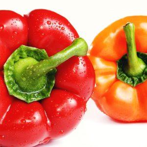 Bei einer Paprikaallergie gilt es frische Paprika zu meiden.