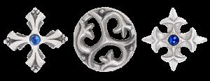Schmuck aus Silber sollte man bei einer Silberallergie meiden.