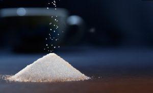 Auch zur Wahrung einer schlanken Linie empfiehlt sich der Verzicht auf Zucker.