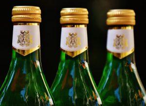 Häufig enthält Wein Sulfite die zu einer Sulfiteallergie führen können.