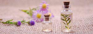 Ätherische Öle können gegen Beschwerden helfen.