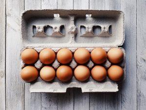 Liegt eine Allergie oder Intoleranz vor sollte man auf ein Ei-Ersatz ausweichen.