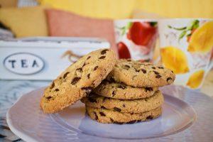 In Backwaren können Gluten enthalten sein die zu allergischen Symptomen führen.