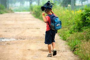 Wie man Kinder vor Allergien schützen kann
