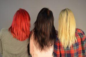 Haare färben zu allergischen Reaktionen führen.