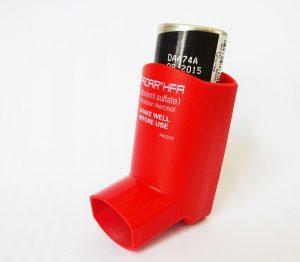 Medikamente können in Form von Sprays verabreicht werden.