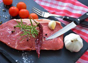 Allergien auf Fleisch können durch Zeckenstiche entstehen.