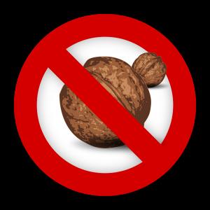 Nüsse können die Freisetzung von Histamin fördern.
