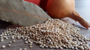 Quinoa-Allergie